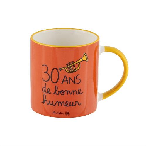 Mug - 30 ans - DLP