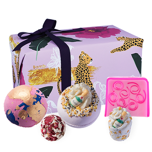 WILD AT HEART - Coffret de bain