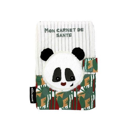 Protège carnet de santé - Rototos le panda - Les Déglingos