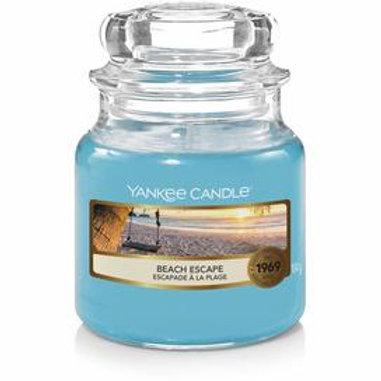 Jarre PM Escape à la plage - The Last Paradise - Yankee Candle