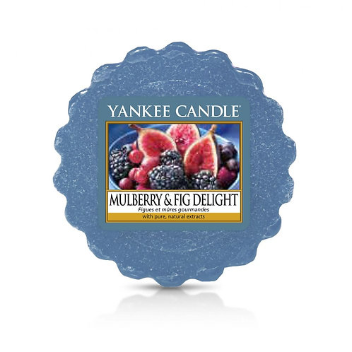Tartelette Yankee Candle - Figues et Mures Gourmandes