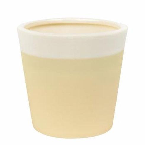 Photophore pour votive Pastel Hue - Jaune - Yankee Candle