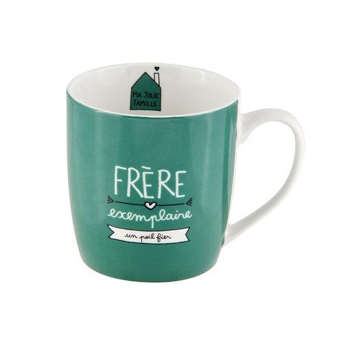 Mug LEMAN (+ boite) Frère exemplaire - DLP