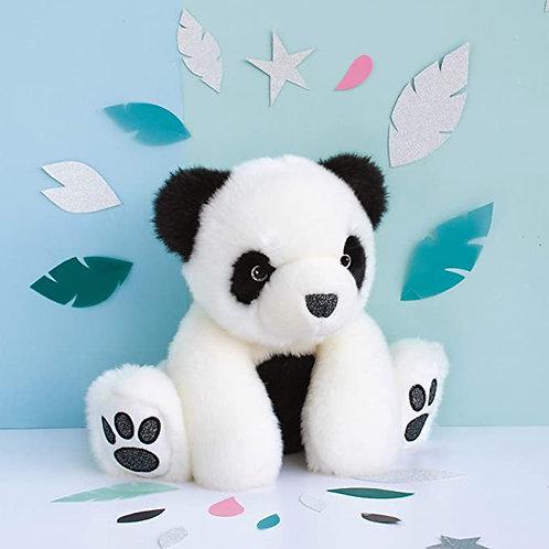 So chic Panda blanc 17cm - Histoire d'Ours