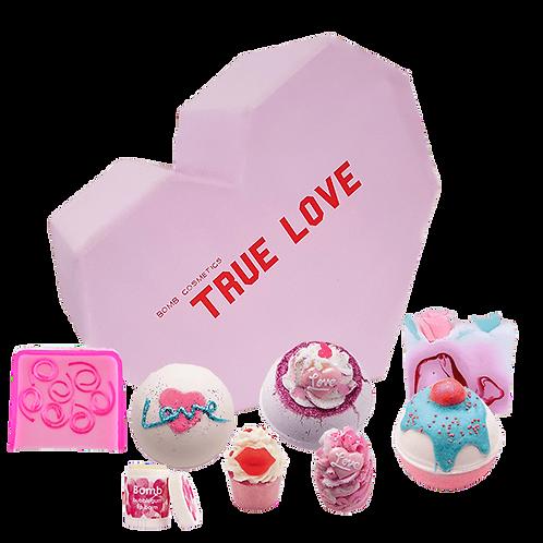 TRUE LOVE - Coffret de bain