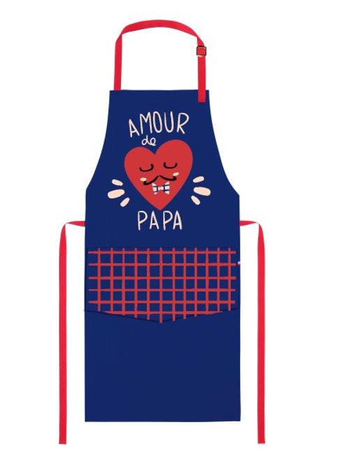Tablier - Amour de Papa - Alma Mater
