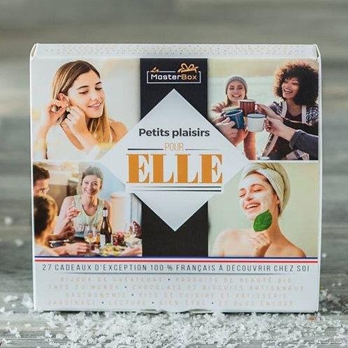 Masterbox pour Elle - 2 Cadeaux