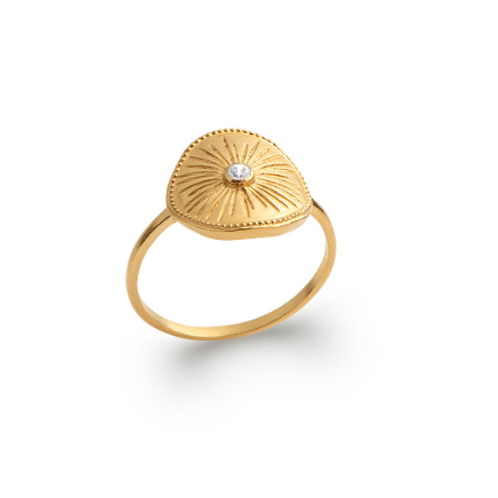 Bague - Coquillage