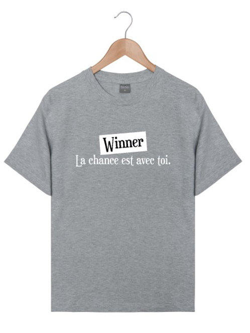 Tee-Shirt Homme - Winner
