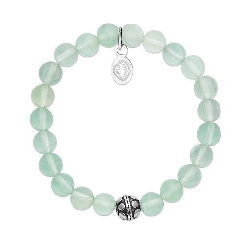 Bracelet Femme - Jade Vert