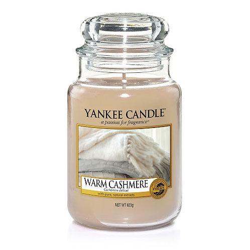 Jarre GM - Cachemire Délicat - Yankee Candle