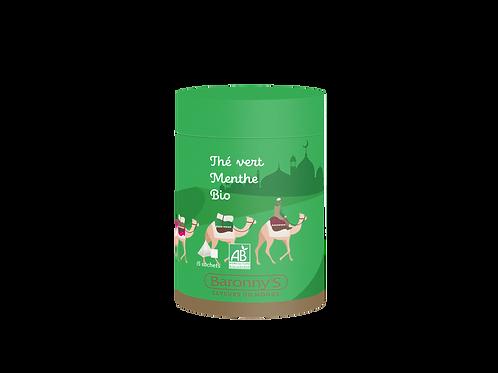 Thé Vert BIO - Menthe