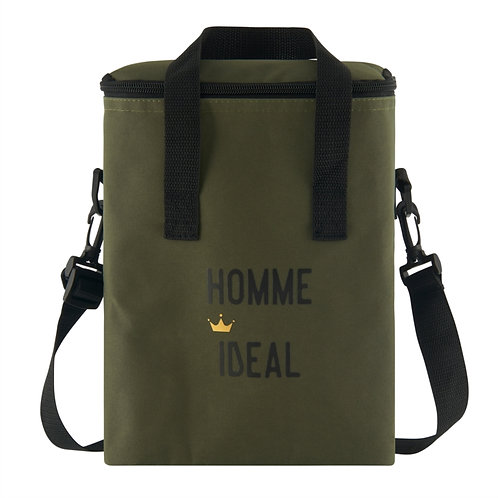 Sac a lunch isotherme GLORIA Homme idéal - DLP