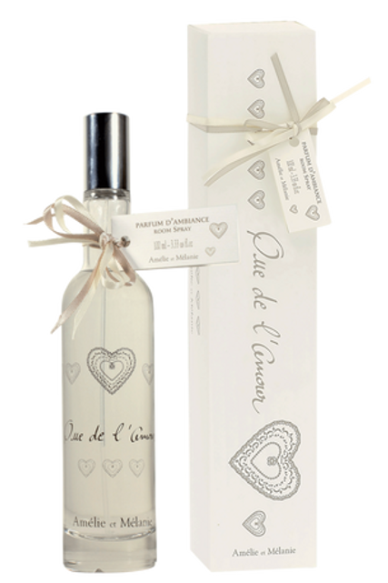 QUE DE L'AMOUR - Parfum d'ambiance 100 ml - Amélie & Mélanie - Lo