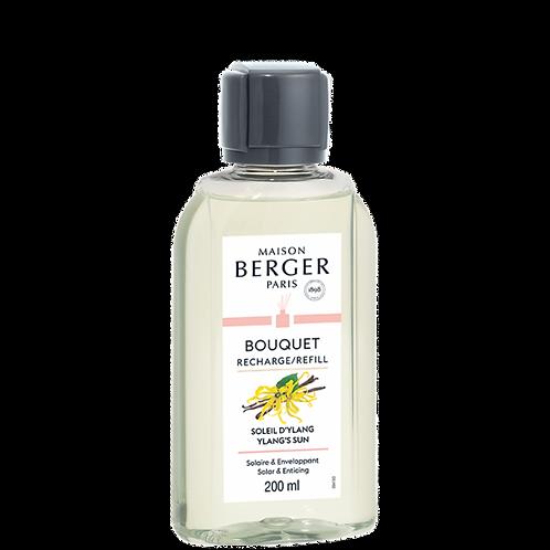 Soleil d'Ylang - Recharge Bouquet Parfumée Maison Berger 200 ml