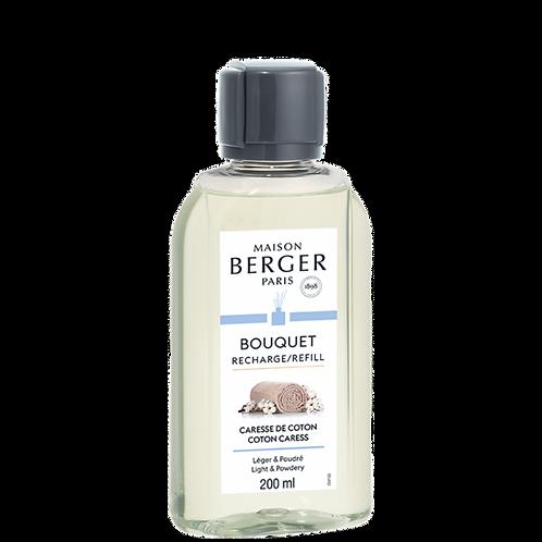 Caresse de Coton - Recharge Bouquet Parfumée Maison Berger 200 ml