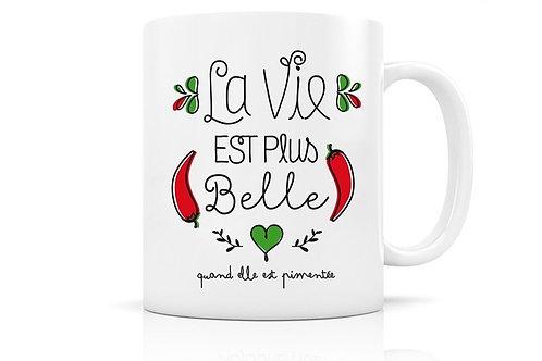 Mug - Piment - Créa-Bisontine