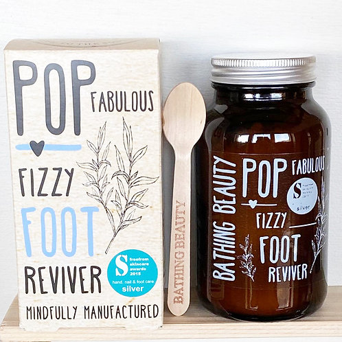 Pop Fizzy Foot Reviver