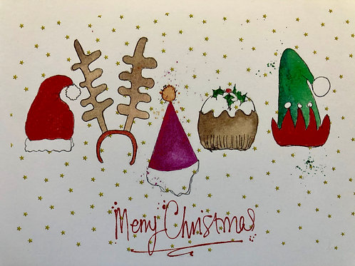 Rows' Christmas Cards - 5 pack
