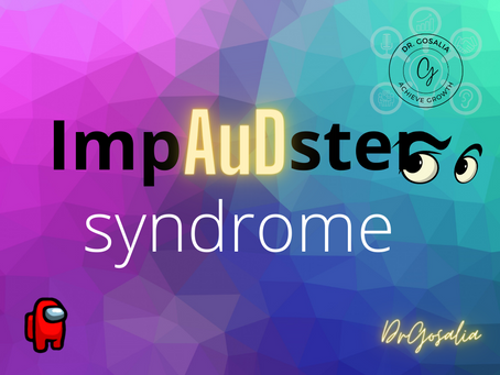 ImpAUDster Syndrome!