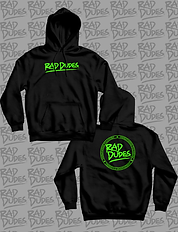 Hoodie - Green Full Chest.png