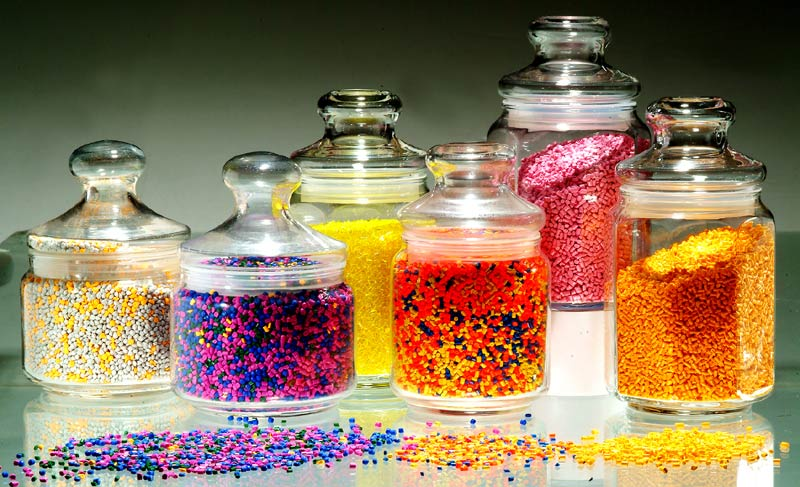 WIDE RANGE OF ADDITIVES AND COLORS