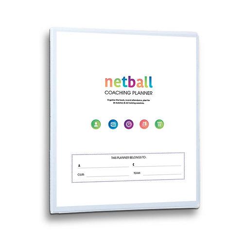Netball Coaching Planner