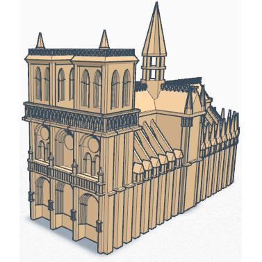 ARCHITECTURAL, MODEL, CAD, 3D,