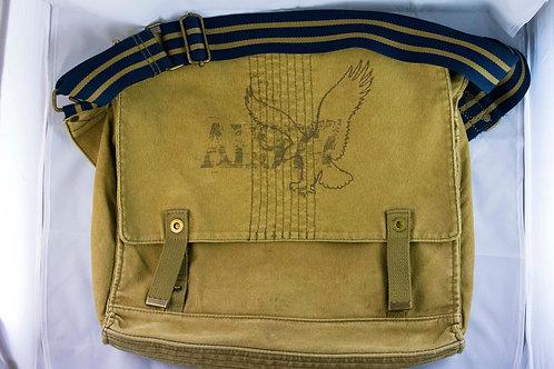 American Eagle Canvas Messenger Bag