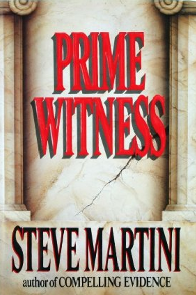 Steve Martini - Prime Witness