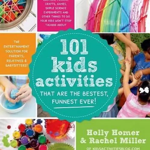 101 Kid's Activities