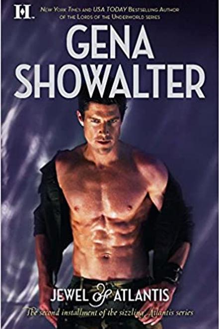 Gena Showalter - Jewel of Atlantis
