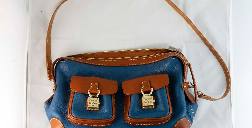 Dooney & Burke Leather Bag