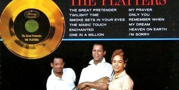 The Platters - Encore of The Golden HIts