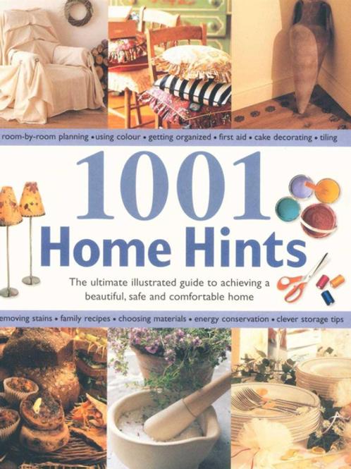 1001 Home Hints