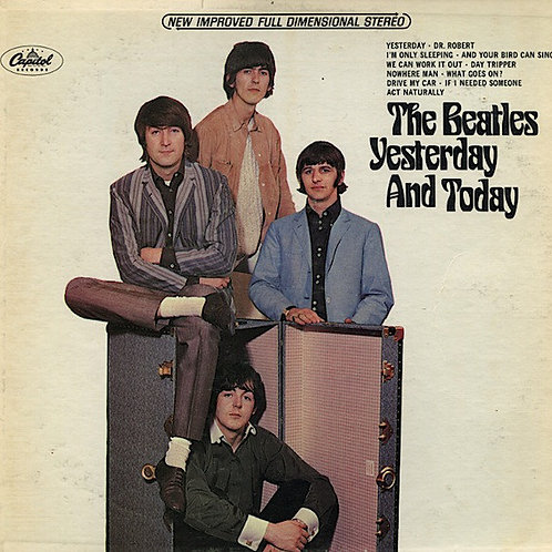 The Beatles - Yesterday And Today