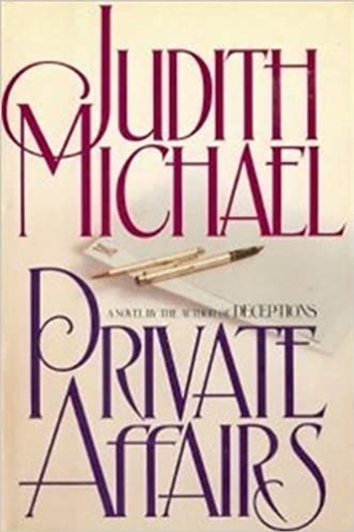 Judith Michael - Private Affairs