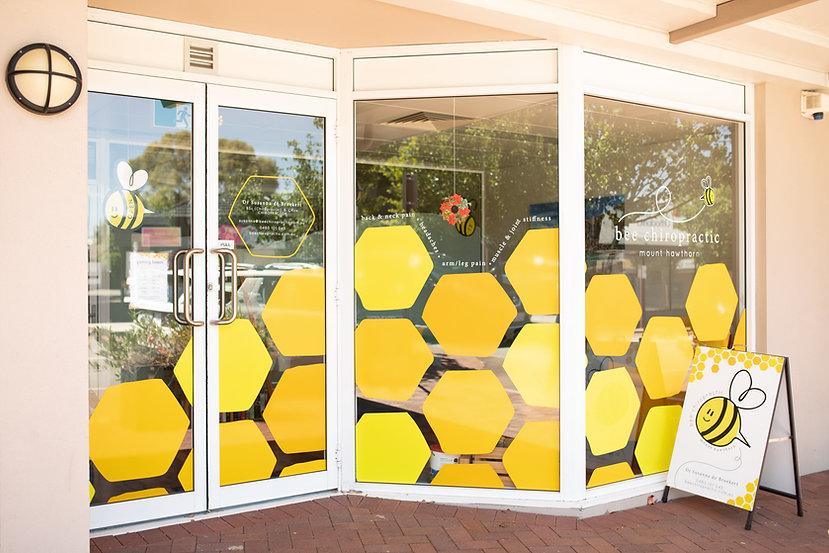 Bee Chiropractic Frontage.jpg