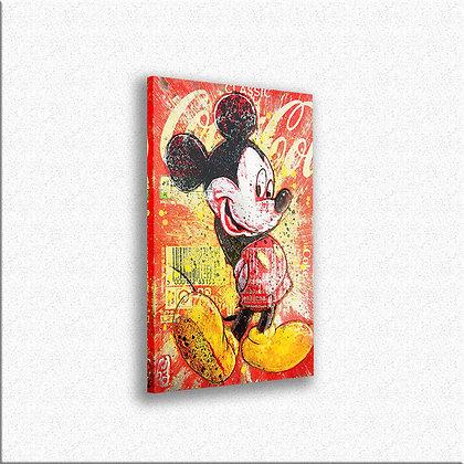 Micky Mouse Rabbit Coca-Cola