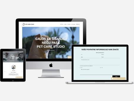 Nova WEB strana
