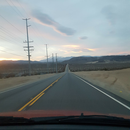 The Magic of the Open Road
