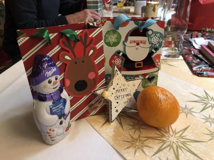Jahresabschluss & Weihnachtsessen