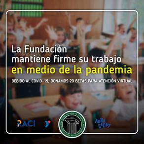 Nuestro trabajo, firme en la pandemia