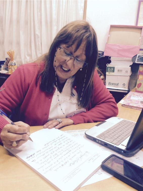 Directora Mónica Prieto