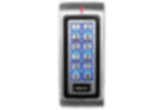 Weatherproof Metal Shell Keypad, Conforms to IP68 1000 Users, Supports Card, PIN , Card + PIN Built-in Light Dependent Resistor (LDR) for Anti Tamper Low Power Consumption (20mA)