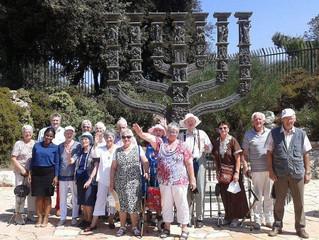 15 daagse groepsreis naar Jeruzalem september 2016