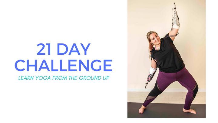 Yoga Challenge Athletic