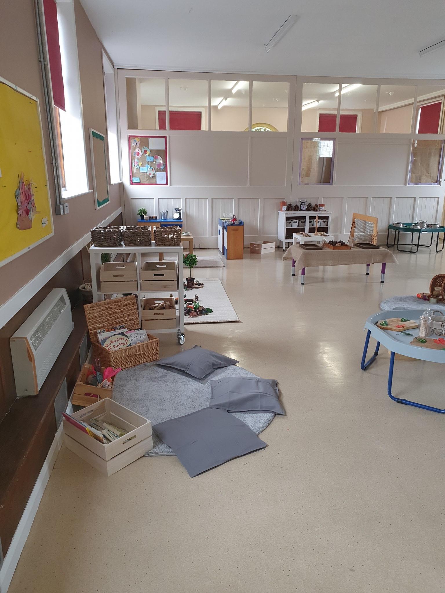View the Pre-School