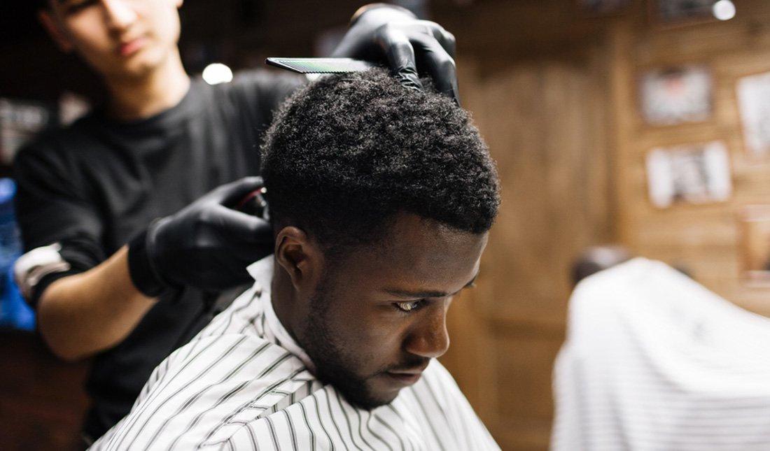 Adult Haircut