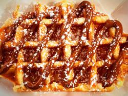 waffle treasure ice land
